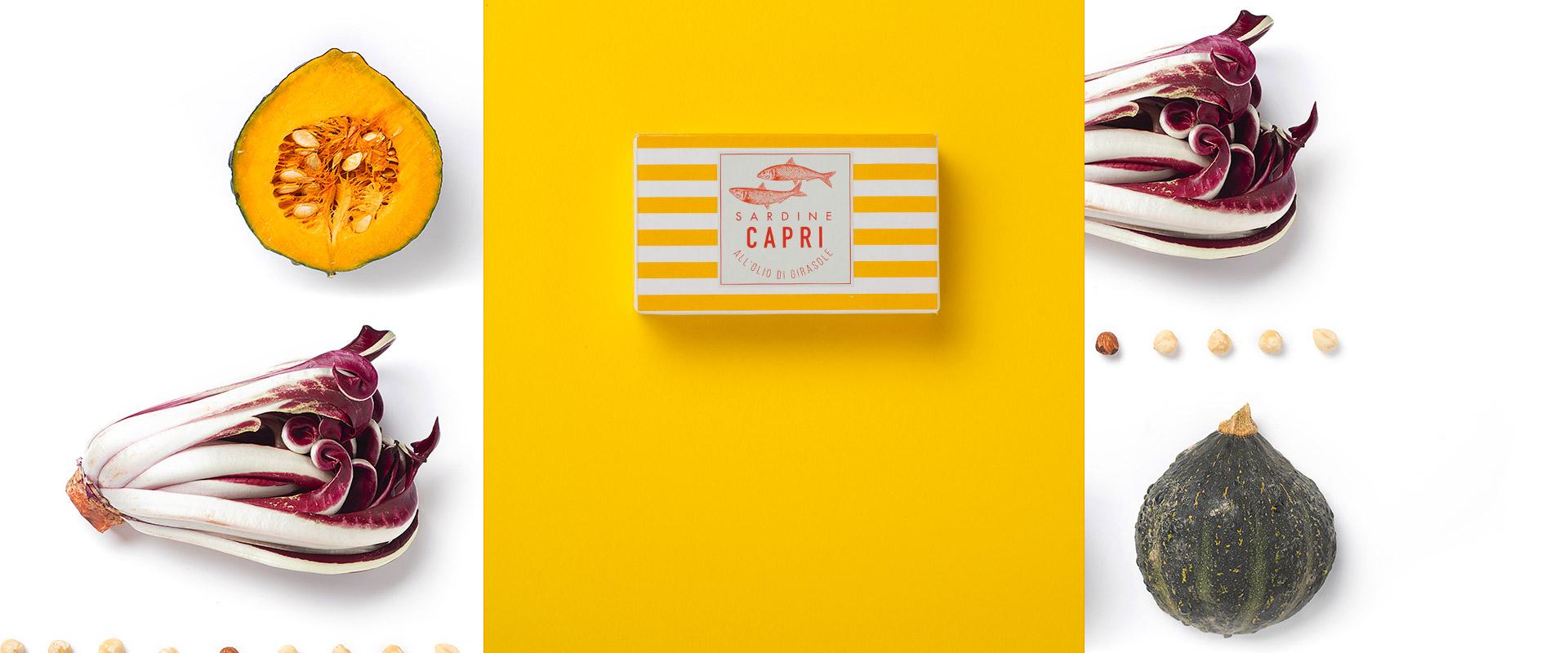 Sardine all'olio di Girasole Capri | Ricetta