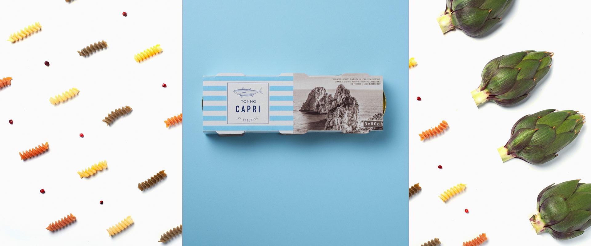 Tonno al Naturale Capri | Ricetta