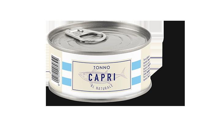 Tonno Naturale Capri | Lattina 80g