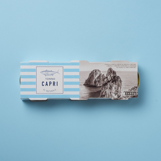 Tonno al Naturale Capri