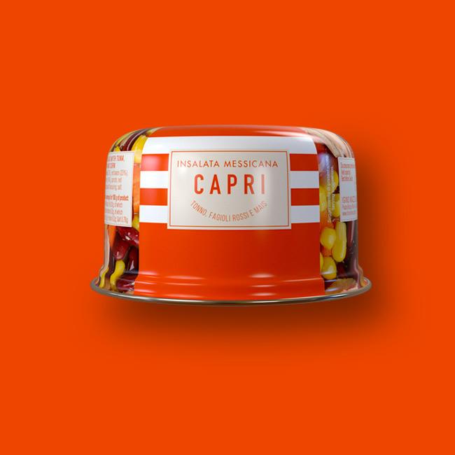 Insalata di Tonno Messicana Capri